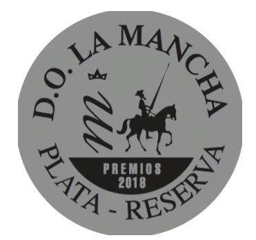 Medalla de Plata D.O. La Mancha a nuestro Reserva 2013