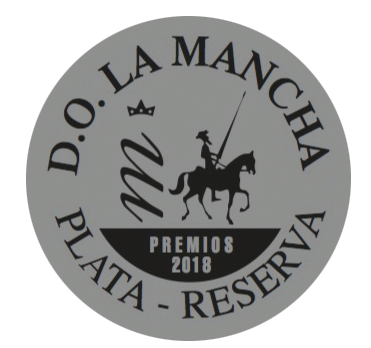 Medalla de Plata DO La Mancha a nuestro Reserva 2013